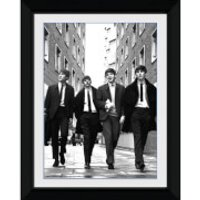 The Beatles In London - 8 x 6 Framed Photographic