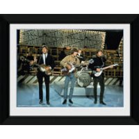 The Beatles Lucky Stars - 8   x 6   Framed Photographic - Beatles Gifts