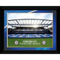 Chelsea Stadium - 8 x 6 Framed Photographic