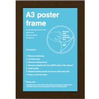 Walnut Frame A3