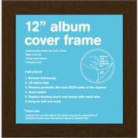 Walnut Frame Album - 12 x 12