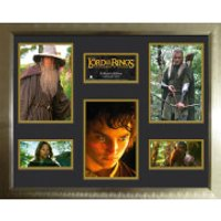 Lord Of The Rings Fellowship - High End Framed Photo - 16   x 20 - Lord Of The Rings Gifts