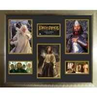 Lord Of The Rings Return Of The King - High End Framed Photo - 16   x 20 - Lord Of The Rings Gifts