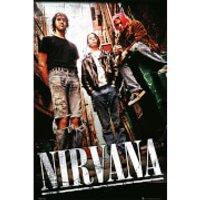 Nirvana Alley - Maxi Poster - 61 x 91.5cm - Nirvana Gifts