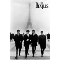 The Beatles In Paris - Maxi Poster - 61 x 91.5cm - The Beatles Gifts