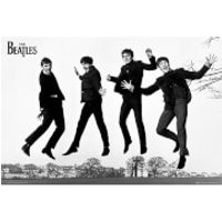 The Beatles Jump 2 - Maxi Poster - 61 x 91.5cm - The Beatles Gifts