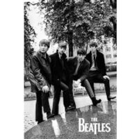 The Beatles Pose - Maxi Poster - 61 x 91.5cm - The Beatles Gifts