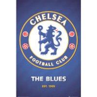 Chelsea Club Crest 2013 - Maxi Poster - 61 x 91.5cm
