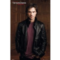The Vampire Diaries Damon - Maxi Poster - 61 x 91.5cm