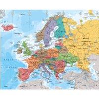European Map 2014 - Mini Poster - 40 x 50cm