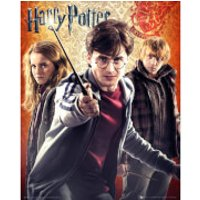 Harry Potter 7 Trio - Mini Poster - 40 x 50cm