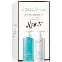Moroccanoil Hydrating Shampoo & Conditioner Duo (2x500ml) (Worth 69.40)