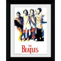The Beatles Psychedelic - Collector Print - 30 x 40cm - The Beatles Gifts