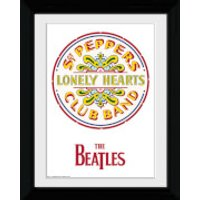 The Beatles Sgt. Pepper - Collector Print - 30 x 40cm