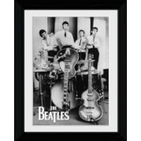 The Beatles Instruments - Collector Print - 30 x 40cm