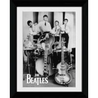 The Beatles Instruments - Collector Print - 30 x 40cm - The Beatles Gifts
