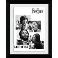 The Beatles Let It Be - Collector Print - 30 x 40cm - The Beatles Gifts