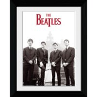 The Beatles Boat - Collector Print - 30 x 40cm