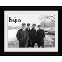 The Beatles Capitol Hill - Collector Print - 30 x 40cm - The Beatles Gifts