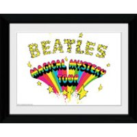The Beatles Magical Mystery - Collector Print - 30 x 40cm - The Beatles Gifts