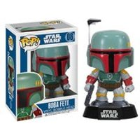 Star Wars Boba Fett Pop! Vinyl Figure Bobblehead - Star Wars Gifts