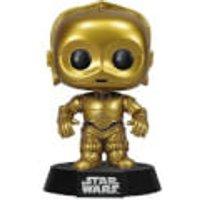 Star Wars C-3PO Pop! Vinyl Figure Bobblehead - Bobblehead Gifts
