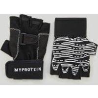 Weightlifting Gloves - XL - Black