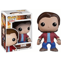 Supernatural Sam Pop! Vinyl Figure - Supernatural Gifts
