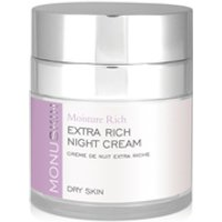 MONU Extra Rich Night Cream (50ml)