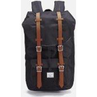 Herschel Supply Co. Men's Little America Backpack - Black/Tan