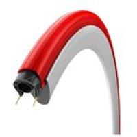 Vittoria Zaffiro Pro Home Trainer Clincher Road Tyre - 700c x 23mm - Red