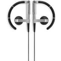 Bang & Olufsen A8 Earphones - Black/Aluminium - Earphones Gifts
