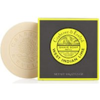 Crabtree & Evelyn West Indian Lime Shave Soap Refill (100g)