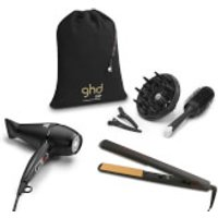 Ghd Iv Styler And Air Kit Bundle