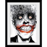 DC Comics Batman Comic The Joker - 30x40 Collector Prints - Comics Gifts