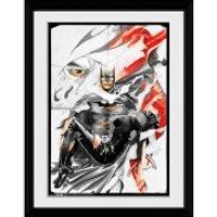 DC Comics Batman Comic Rip - 30x40 Collector Prints - Comics Gifts