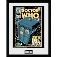 Doctor Who Tarids Comic - 30x40 Collector Prints - Doctor Who Gifts
