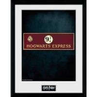 Harry Potter Platform 9 3/4 - 30x40 Collector Prints