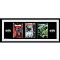 DC Comics Batman Comic Comics - 30x75 Collector Prints - Comics Gifts
