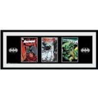 DC Comics Batman Comic Comics - 30x75 Collector Prints