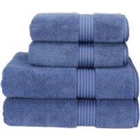 Christy Supreme Hygro Towels - Deep Sea Blue - Bath Towel (Set of 2) - Blue