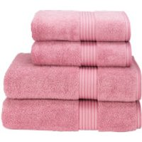 Christy Supreme Hygro Towels - Blush - Hand Towel (Set of 2) - Pink