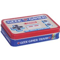 Geek Gamer Trivia Cards - Cards Gifts