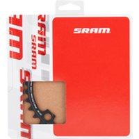 SRAM Red 22 Chainring - 34T - 110 BCD 34T - Blast Black