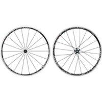 Fulcrum Racing 5 LG Clincher Wheelset - Shimano/SRAM - Black/White