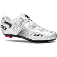 Sidi Kaos Road Shoes - White/White - EU 47 - White/White