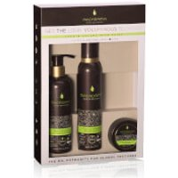 Macadamia Natural Oil Get the Look Volumising Set