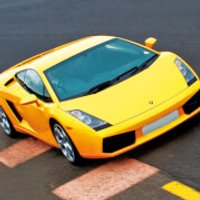 Lamborghini Driving Thrill