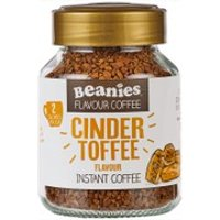 Beanies Cinder Toffee Flavour Instant Coffee