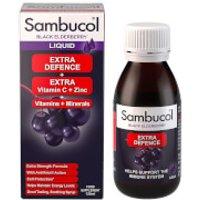 Sambucol Extra Defence (120ml)